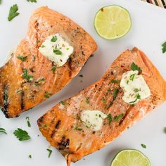 Grilled Steelhead Trout with Chili