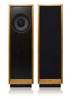 audiophile, carries a large range of quality loudspeakers. Subwoofer Speaker, Hifi Speakers, Floor Standing Speakers, Speaker Box Design, Electronic Schematics, 10 Points, Audio Design, Speaker System, Loudspeaker