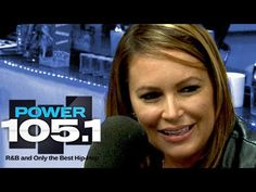 Love Angie Martinez Interview at The Breakfast Club Power 105.1 (06/24/2014)