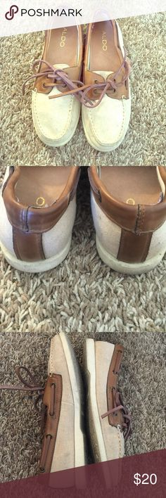 Aldo slip-ons Very good condition ALDO Shoes Flats & Loafers