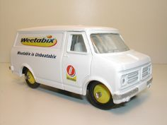 Dinky CF Bedford Van.Visit my web site www.code3transfers.co.uk to see more like this and to purchase transfers.