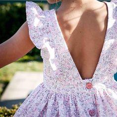 Little Girl Dresses, Girls Dresses, Kind Mode, Dress Patterns, Clothes Patterns, Sewing Patterns Girls, Kids Outfits, Kids Fashion, Toddler Dress