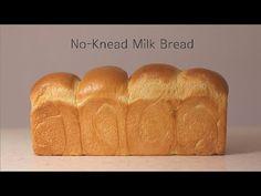 ψωμί φραντζόλας γάλακτος χωρίς ζύμωμα / ψωμί σάντουιτς - YouTube Cake Recipes, Snack Recipes, Dessert Recipes, Snacks, Quick Bread, How To Make Bread, Keto Bread, Bread Baking, Challa Bread
