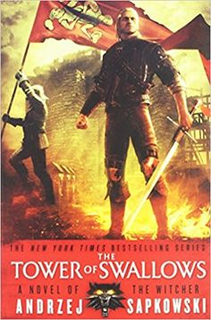 The Tower of Swallows: Amazon.it: Andrzej Sapkowski, David French: Libri in altre lingue