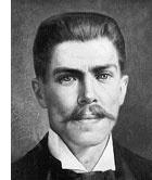 El matemático, astrónomo, ingeniero, economista y político colombiano Julio Garavito Armero nació y murió en Santafé de Bogotá (1865-1928).