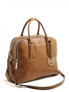 3a969ff0a6 Michael Kors-alexis walnut large satchel bag-borsa alexis walnut large  satchel