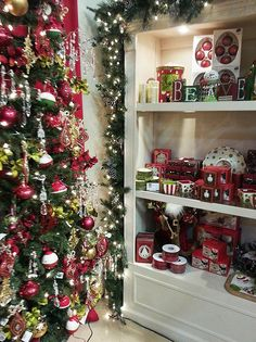 Artificial Christmas Trees Showroom