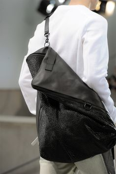 rafcrymons: 3.1 Phillip Lim Spring 2013 Menswear