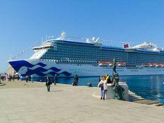 La mia crociera inaugurale a bordo di Majestic Princess Princess Cruises, What You See, Blog, Travel, Italia, Diary Book, Viajes, Blogging, Destinations