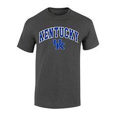 Kentucky Wildcats Tshirt Charcoal - M #KentuckyBasketball #bbn #kentuckybball #UofK #uk #marchmadness #ncaatourney #universityofKentucky