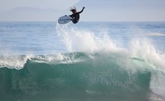 Then goes for the spectacular. Zig Zag, Paddle, Surfing, Waves, Adventure, Outdoor, Outdoors, Surf, Ocean Waves