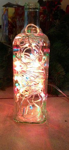 luci in bottiglia - lights in bottle