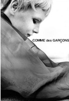 Comme des Garcons: is there really an alternative? Vintage ads – some from when…
