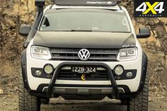 Hunting for perfection can lead to something special, as Peter Bouma and Wolf recently found out with the Custom Volkswagen Amarok Dark Label. Volkswagen Cc 2012, Volkswagen Phaeton, Volkswagen Touran, Vw Amarok, Vw Passat, Vw Pickup Truck, City Car, Top Cars, Amazing Cars