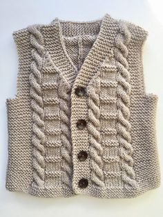 Your little one will look cute as a button in this adorable outfit. This outfit makes an adorable hand cable knit wool vest to keep toddler toasty warm in the s Trendy Toddler Boy Clothes, Boys Winter Clothes, Toddler Boy Outfits, Toddler Boys, Hipster Toddler, Holiday Clothes, Winter Sweater Outfits, Winter Sweaters, Baby Boy Sweater