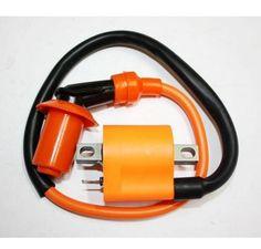 sale racing ignition coil spark plug lead 150cc 250cc pit quad dirt bike atv #dirt #bike #250cc
