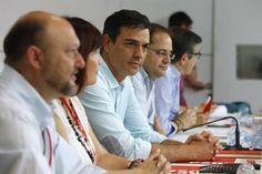 El PSOE reunirá a su Comité Federal el 1 de octubre para tratar el bloqueo político