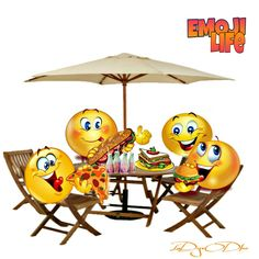 Emoji on the beach Top Animated Emoticons, Funny Emoticons, Smileys, Funny Cartoons, Smiley Emoji, Images Emoji, Emoji Pictures, Funny Pictures, Funny Emoji Faces
