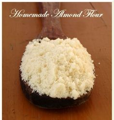 Preparing almond flour at home iseasy andobviously budget friendly.Almond flouris low carb, gluten free, cholesterol free and a good s...