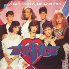 Timbiriche uno de los grupos favoritos de la época
