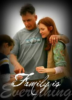 Family is everything. Gibb's Family // NCIS