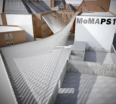 interboro partners' moma/ps1 young architects program design