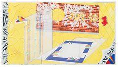 MATTHIAS WEISCHER http://www.widewalls.ch/artist/matthias-weischer/ #painting