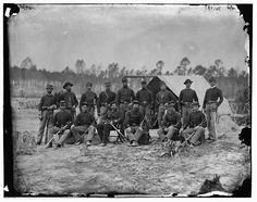 Petersburg, Va. Detachment of 3d Indiana Cavalry