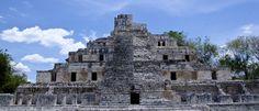 Templo Edzna