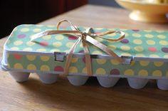 Caixa de ovos