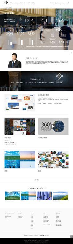 会社情報 - 三井物産