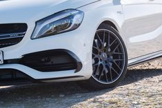 Mercedes Benz A45 AMG review - in pictures | 10 | Evo A45 Amg, Evo, Mercedes Benz, Pictures, Photos, Grimm