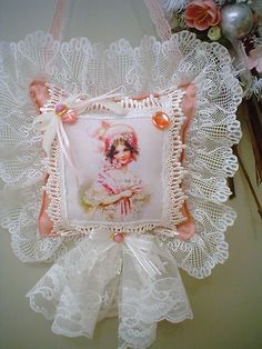 Victorian Sachet Pillows : 1000+ images about bj Victorian sachets on Pinterest Sachets, Lavender sachets and Victorian