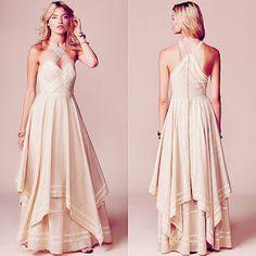 Beautiful Maxi Prom Dress Pinterest Prom Formal And Bohemian