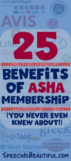 25 ASHA MEMBERSHIP B
