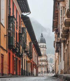 Bogotá, Colombia Nostalgia, Across The Universe, Flora And Fauna, Latin America, Colonial, Brazil, Caribbean, Scenery, Sticker