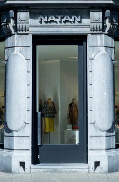 Natan is a fashion house founded by Edouard Vermeulen. We provide stylish & contemporary fashion for women Contemporary Fashion, Entrance, Kitchen Appliances, Stone, House Styles, Diy Kitchen Appliances, Entryway, Home Appliances, Rock