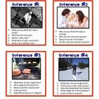 Two sets of 24 Inference task cards that help students practice making inferences.  Differentiated for your common core classroom!