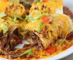 Smothered Burritos | ~