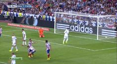 (VİDEO) Real Madrid 1-2 Atletico Madrid Arda'nın Golüyle Real'i Yendiler