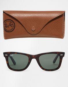 Image 2 ofRay-Ban Wayfarer Sunglasses 0RB2140 902 50