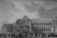 The Coronation Procession of Anne Boleyn