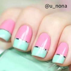 u_nona #nail #nails #nailart