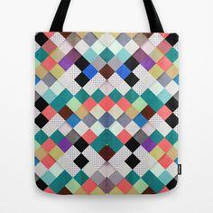 In Pass Tote Bag by Danny Ivan - $22.00