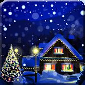 Christmas Night Live Wallpaper