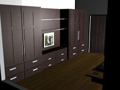 bedroom storage cabinet design | Gunjan Kumar | Interior Designer