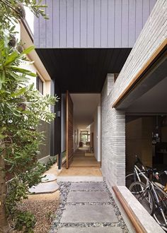 Plywood House II by Andrew Burges Architects | Home Adore