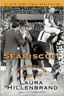 Seabiscuit was an unlikely champion: a roughhewn, undersized horse with a sad little tail and knees that wouldn't straighten all the way. But, thanks to the efforts of three men, Seabiscuit became one of the most spectacular performers in sports history. The rags-to-riches horse emerged as an American cultural icon... - Publisher description