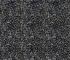 star wiggle - gist 3610314 fabric by forresto on Spoonflower - custom fabric