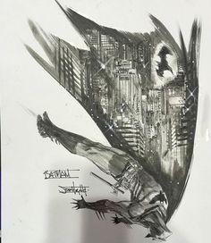 Batman by Sean Murphy *